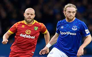 Everton vs Norwich City