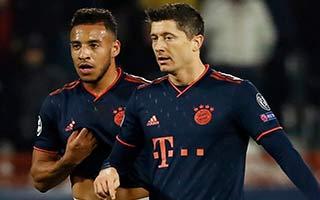 FK Crvena Zvezda vs Bayern Munich