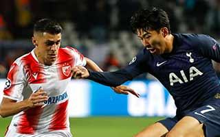 FK Crvena Zvezda vs Tottenham Hotspur