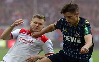Fortuna Dusseldorf vs Koln