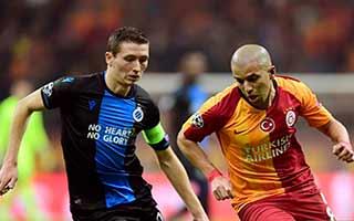 Galatasaray vs Club Brugge