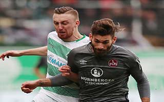 Greuther Furth vs Nurnberg