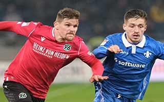 Hannover vs Darmstadt