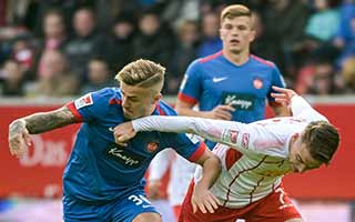 Jahn Regensburg vs Heidenheim