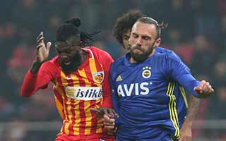 Kayserispor vs Fenerbahce