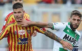 Lecce vs Sassuolo