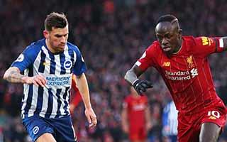 Liverpool vs Brighton & Hove Albion