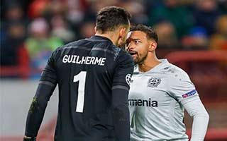 Lokomotiv Moscow vs Bayer Leverkusen