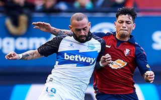 Osasuna vs Alaves