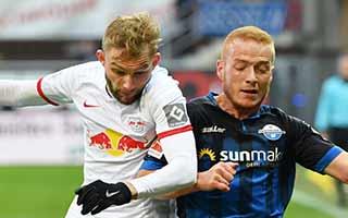 Paderborn vs RasenBallsport Leipzig