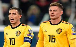 Russia vs Belgium