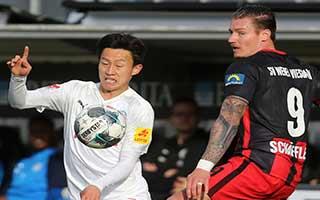 SV Wehen Wiesbaden vs Holstein Kiel