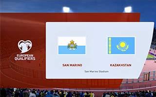 San Marino vs Kazakhstan