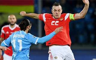 San Marino vs Russia