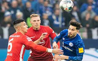 Schalke vs Fortuna Dusseldorf