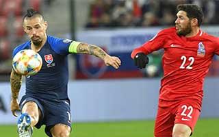 Slovakia vs Azerbaijan