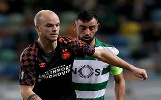 Sporting CP vs PSV Eindhoven