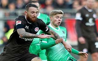 St. Pauli vs Hannover