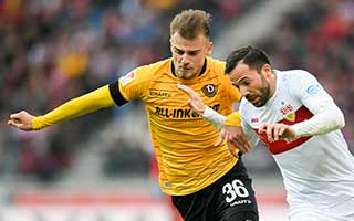 Stuttgart vs Dynamo Dresden