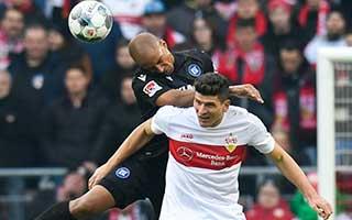 Stuttgart vs Karlsruher SC