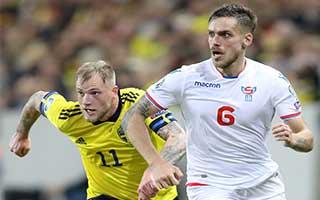 Sweden vs Faroe Islands
