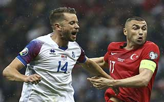 Turkey vs Iceland