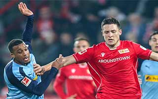 Union Berlin vs Borussia Monchengladbach