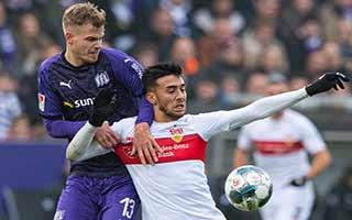 VfL Osnabruck vs Stuttgart