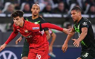 Wolfsburg vs Bayer Leverkusen