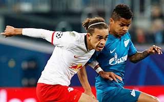 Zenit vs RasenBallsport Leipzig