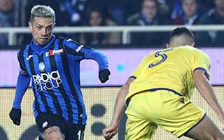 Atalanta vs Hellas Verona