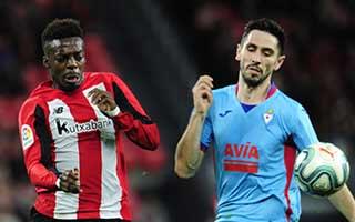 Athletic Bilbao vs Eibar