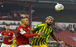 Barnsley vs West Bromwich Albion