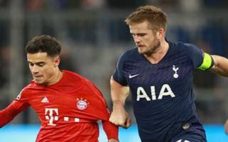 Bayern Munich vs Tottenham Hotspur