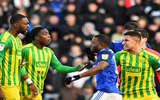 Birmingham City vs West Bromwich Albion