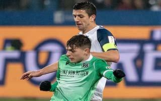 Bochum vs Hannover