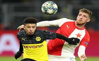 Borussia Dortmund vs Slavia Prague