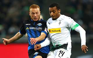 Borussia Monchengladbach vs Paderborn