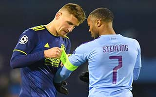 Dinamo Zagreb vs Manchester City
