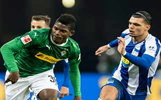 Hertha Berlin vs Borussia Monchengladbach
