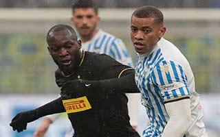 Inter vs SPAL