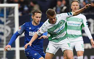 Karlsruher SC vs Greuther Furth