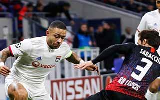 Lyon vs RasenBallsport Leipzig