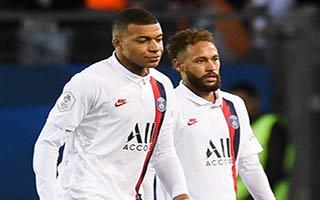 Montpellier vs Paris Saint-Germain