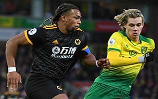 Norwich City vs Wolverhampton Wanderers