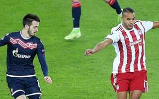 Olympiacos vs FK Crvena Zvezda