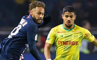 Paris Saint-Germain vs Nantes