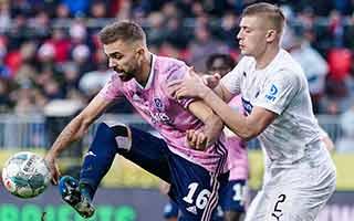 Sandhausen vs Hamburger SV