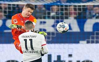 Schalke vs Eintracht Frankfurt