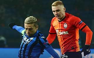 Shakhtar Donetsk vs Atalanta